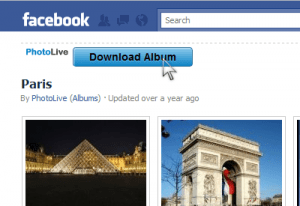 download estensione photolive google chrome
