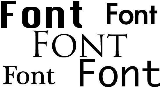 I migliori siti di font gratis