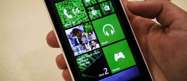salvare eliminare windows phone