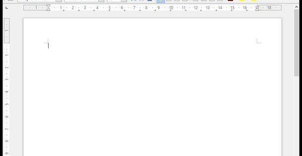 In quest immagine c'è la foto di una pagina word