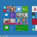 in questa immagine è presente la schermata della home di windows 10