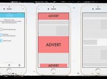 pubblicità su iPhone