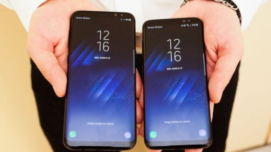 Samsung galaxy S8 ed S8plus