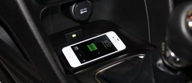 Tecnologia wireless in auto