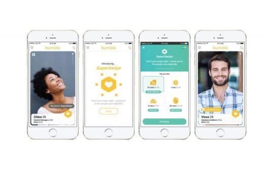 Bumble è una delle app simili a Tinder