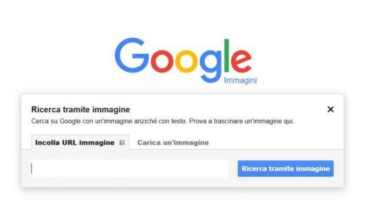 Google Immagini per scoprire se un'immagine è stata scaricata da Internet