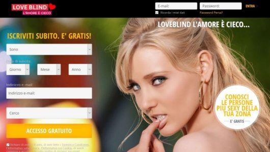 Love Blind è un sito per chat over 40