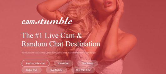 CamStumble, uno tra i siti simili a Chatroulette