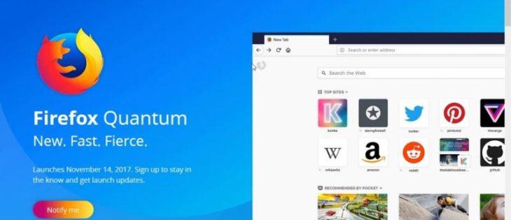 Qual è migliore tra Firefox Quantum e Google Chrome