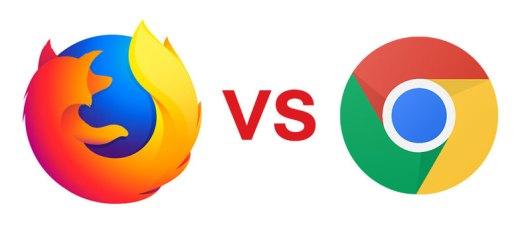 Chi è meglio tra Firefox Quantum e Google Chrome