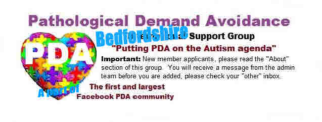 Bedfordshire PDA Support Group