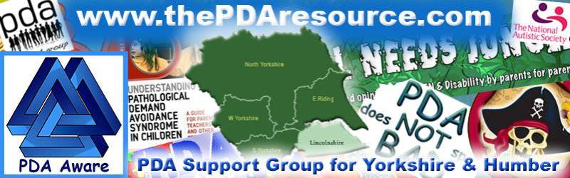 PDA Support Group for Yorkshire and the Humber