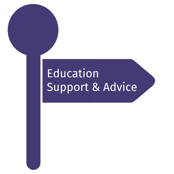 Education support & advice