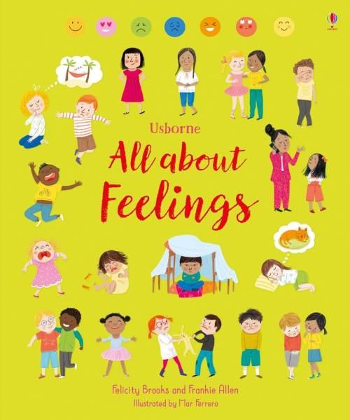 Recognising and regulating emotions – helpful books for children