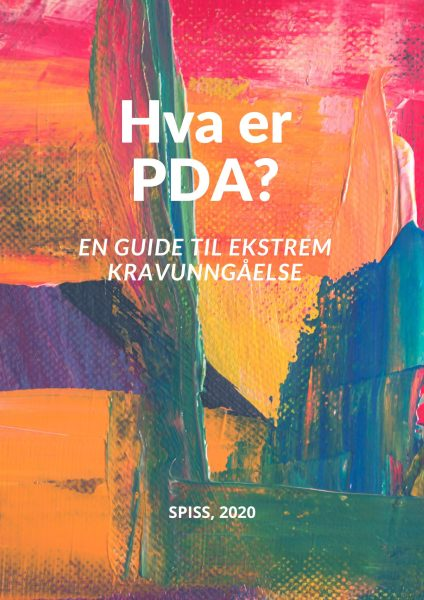 What is PDA? booklet in Norwegian