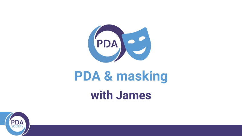 PDA & masking with James