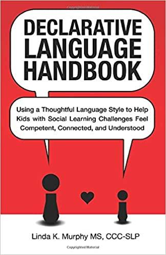 Declarative Language Handbook