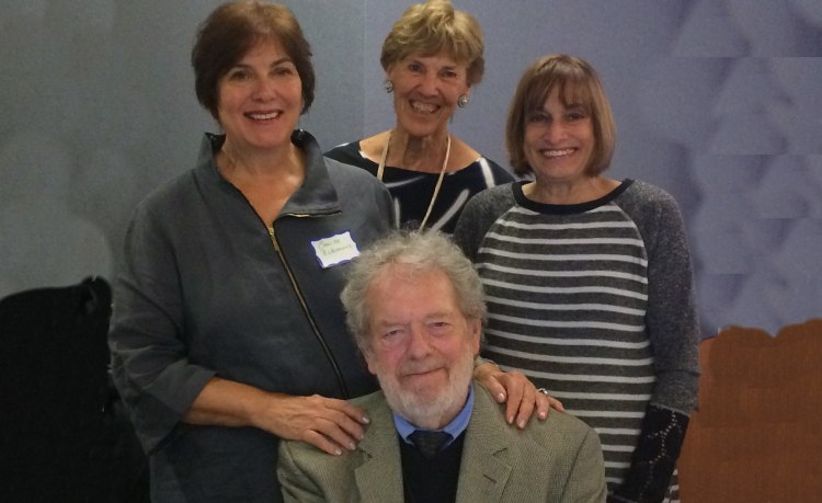 David Collaborates with Educators at All Levels