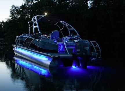 pontoon deck boat magazine