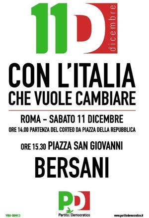 Roma 11 dicembre 2010