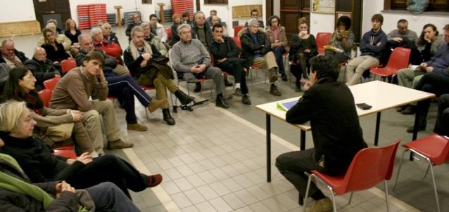 Stasera (giovedì 13) incontro con Galimberti sul futuro dei quartieri e delle periferie