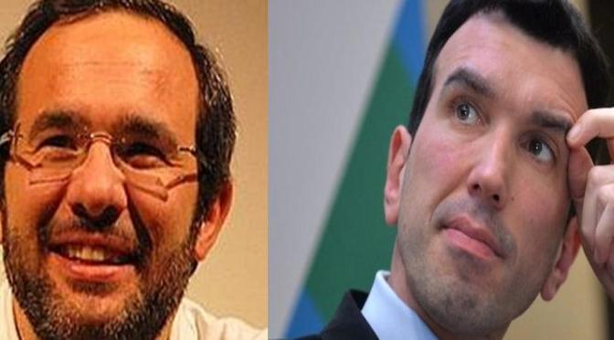 Ambrosoli e Martina per Galimberti sindaco: venerdì 9 e sabato 10 maggio.