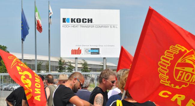Crisi Koch. ALLONI (PD): SCONGIURARE I LICENZIAMENTI. Lettera agli assessori regionali perché si attivino al più presto