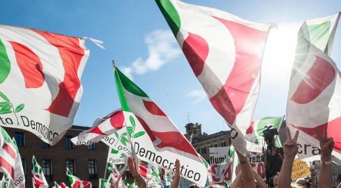 PD, le iniziative di Maggio in Provincia: Riforma Costituzionale, Europa, Anziani e Diritti Civili