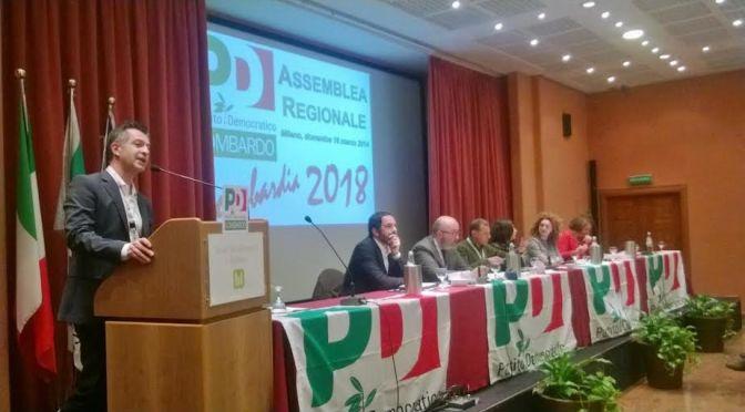 Verso Lombardia 2018, protagonisti del cambiamento. Il Gruppo regionale a Cremona venerdì 20 novembre