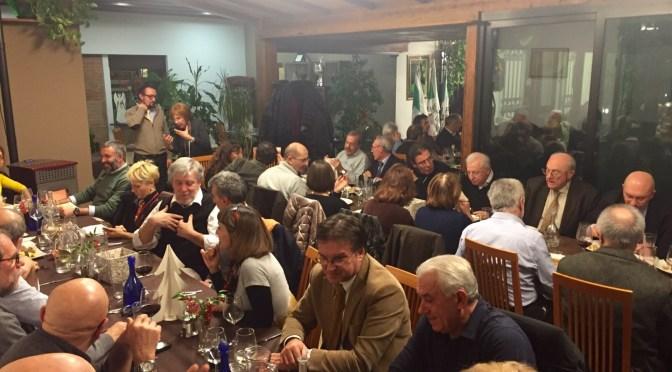 Cena degli auguri per il PD cremonese.