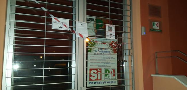 """Azione skinheads presso la sede PD di Crema. Omar Bragonzi: """"Non ci lasciamo intimidire"""""""