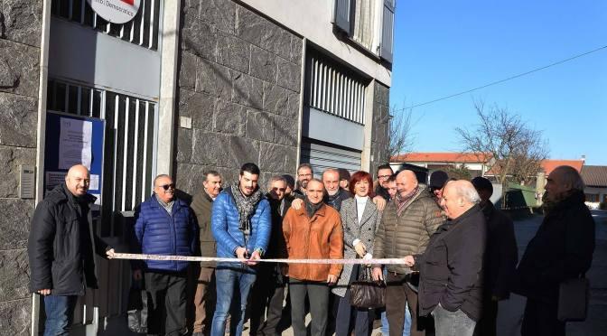 Inaugurata la sede PD a Sergnano. Venerdì 27 gennaio aprirà il nuovo circolo a Soresina