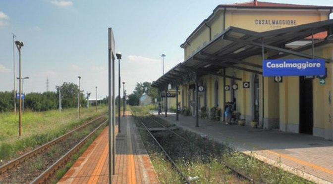 Lunedì 27 novembre presidio alla stazione ferroviaria di Casalmaggiore
