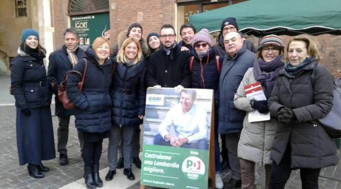 Venerdì 2 marzo chiusura della campagna con due iniziative a Crema e Cremona