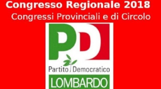 Congresso PD: domenica 18 novembre 39 assemblee di circolo in Provincia di Cremona