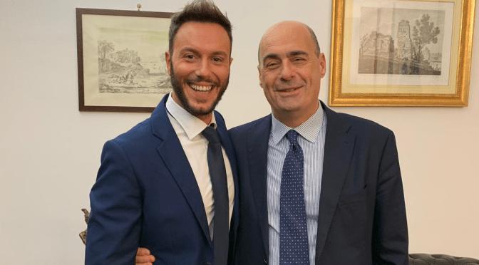 """Congresso PD: nasce """"Piazza Grande Cremona"""", il comitato per Nicola Zingaretti"""