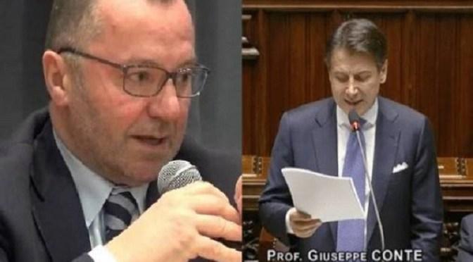 """Luciano Pizzetti, la telefonata: """"Anche se non ho votato la fiducia a Conte, resto nel PD"""""""