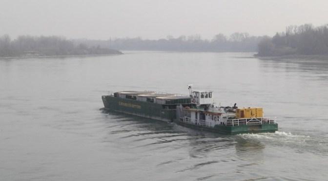 """Navigabilità fiume Po, Piloni e Forattini (PD): """"Ora o mai più"""""""