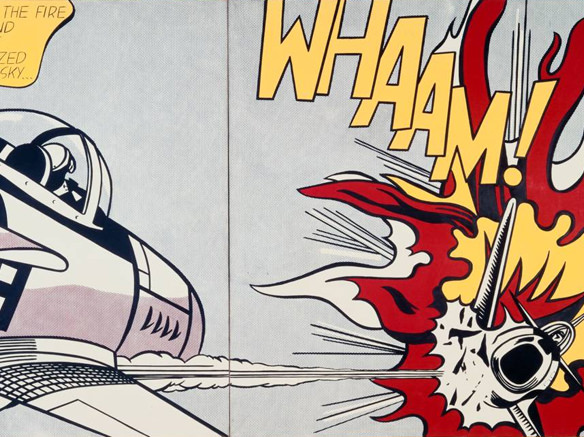 CMF Trend: Pop Art - Back with a BOOM!   PDD