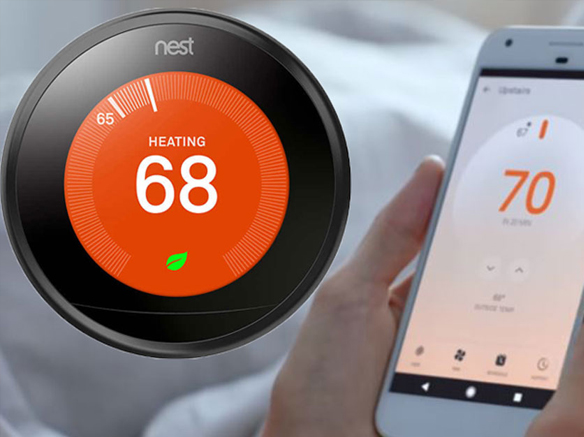 Nest thermostat Human-Centered Design Tames Big Data
