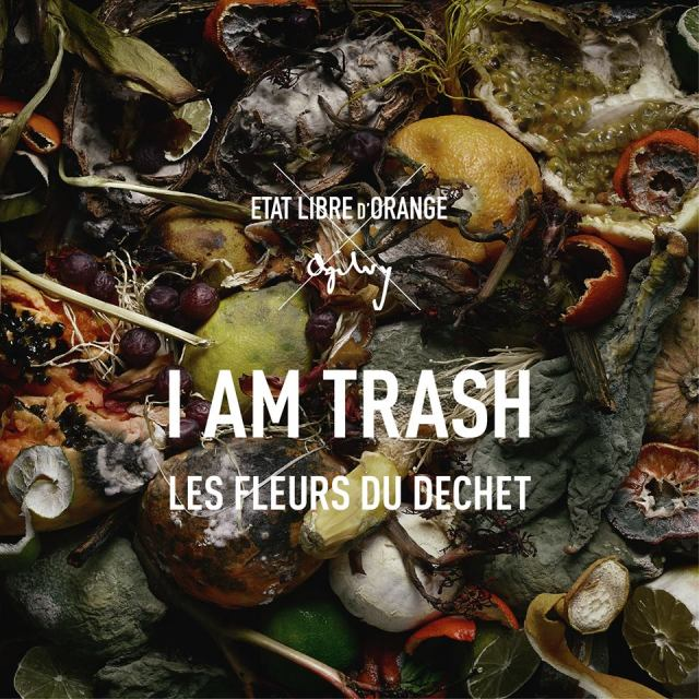 Ogilvy Paris and Etat Libre d'Orange I am trash fragrance
