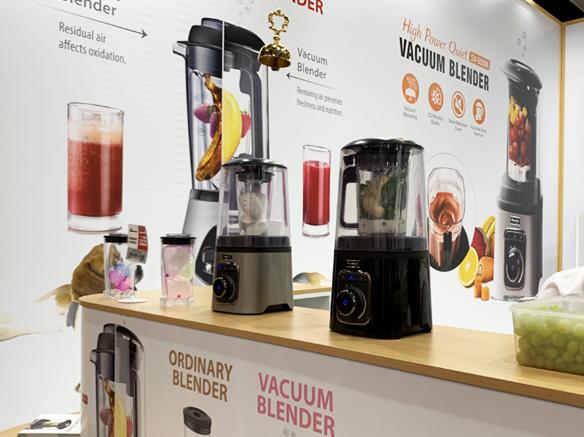Vacuum Blenders IFA 2019