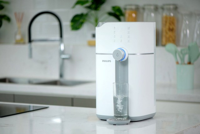Philips Water Dispenser ADD 6910/90 wins at DFA Design for Asia awards.