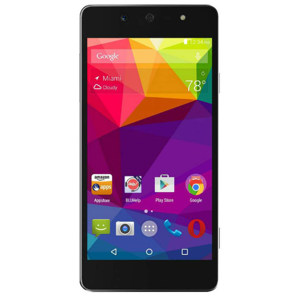 BLU Vivo Selfie Smartphone Full Specification