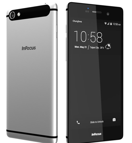 Infocus M808 Smartphone Full Specification