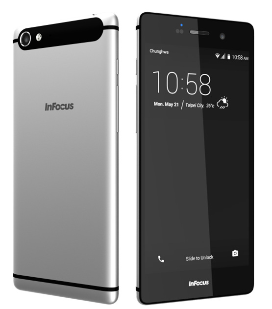 Infocus M808 Smartphone Full Specification