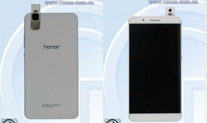 Huawei will come with a sliding camera in Upcoming Honor phone Line Up