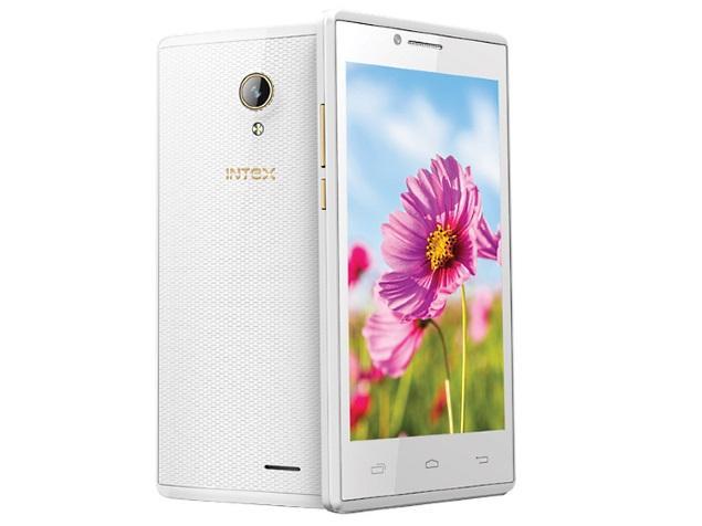 Intex Cloud Q5 Smartphone Full Specification