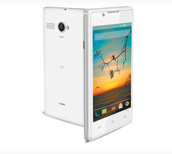 Lava Flair P1i Smartphone Full Specification