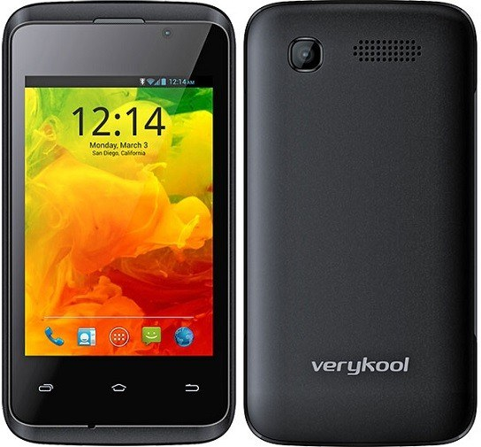 Verykool s3504 Mystic II Smartphone Full Specification